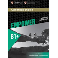 Empower Intermediate - Teacher's Book - Ed. Cambridge