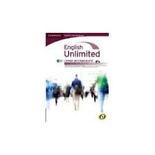 English Unlimited UPPER INTERMEDIATE - Coursebook + e-Portfolio DVD - Cambridge