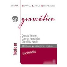 Gramática: Nivel medio - Ed. Anaya