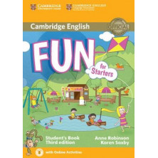 Fun for Starters - Student's Book - Cambridge