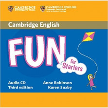 Fun for Starters - Audio CD - Cambridge