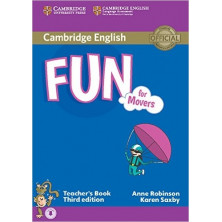 Fun for Movers - Teacher's Book - Cambridge