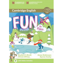 Fun for Flyers - Student's Book - Cambridge