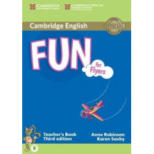 Fun for Flyers - Teacher's Book - Cambridge