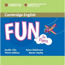 Fun for Flyers - Audio CD - Cambridge