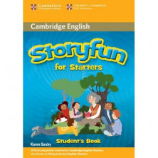 Storyfun for Starters - Student's Book - Cambridge