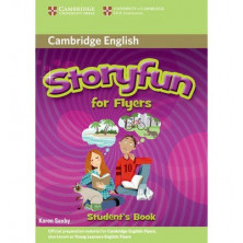 Storyfun for Flyers - Student's Book - Cambridge