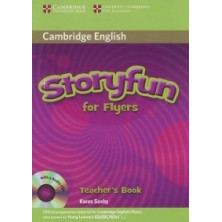 Storyfun for Flyers - Teacher's Book + Audio CD - Cambridge
