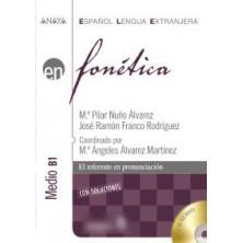 Fonética: Nivel medio - Ed. Anaya