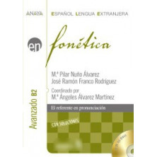 Fonética: Nivel avanzado - Ed. Anaya