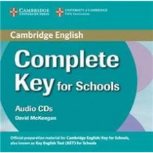 Complete KEY for Schools - Class Audio CDs - Cambridge