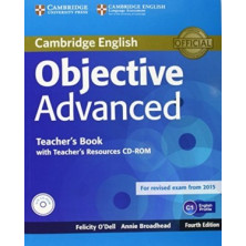 Objective ADVANCED - Teacher's Book + Teacher's Resources CD-Rom - Cambridge