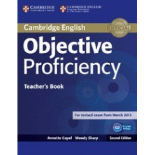 Objective PROFICIENCY - Teacher's Book + Teacher's Resources CD-Rom - Cambridge