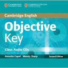 Objective KEY - Class Audio CDs - Cambridge