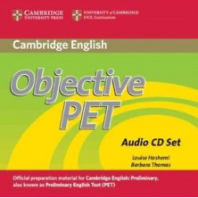 Objective PET - Class Audio CDs - Cambridge