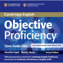 Objective PROFICIENCY - Class Audio CDs - Cambridge