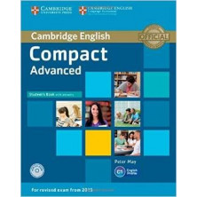 Compact ADVANCED with answers - Student's Book + CD - Cambridge