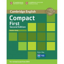 Compact FIRST - Teacher's Book - Cambridge