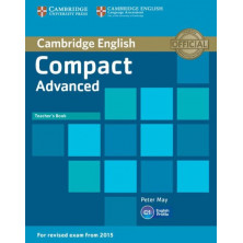 Compact ADVANCED - Teacher's Book - Cambridge