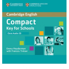 Compact KEY for Schools - Class Audio CDs - Cambridge