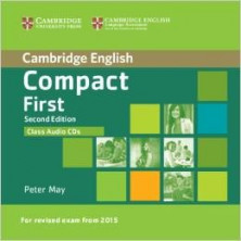 Compact FIRST - Class Audio CDs - Cambridge