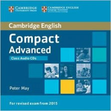 Compact ADVANCED - Class Audio CDs - Cambridge