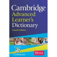 Advanced Learner's Dictionary + CD - Cambridge