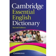 Essential English Dictionary + CD - Cambridge