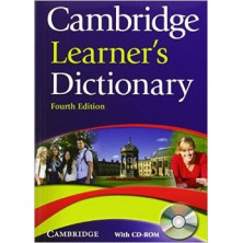 Learner's Dictionary + CD - Cambridge