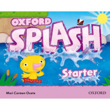 Oxford Splash Starter - Class Book + Songs CD - Ed. Oxford