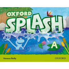 Oxford Splash A - Class Book + Songs CD - Ed. Oxford