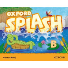 Oxford Splash B - Class Book + Songs CD - Ed. Oxford