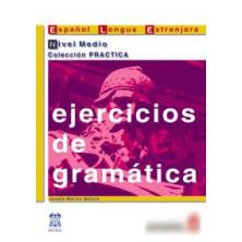 Ejercicios de gramática: Nivel medio - Ed. Anaya