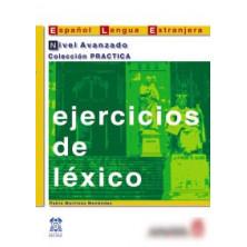 Ejercicios de léxico: Nivel avanzado - Ed. Anaya