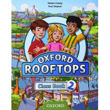 Oxford Rooftops 2 - Class Book - Ed. Oxford