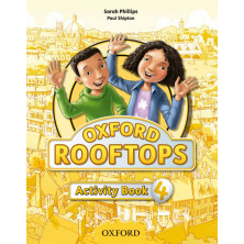 Oxford Rooftops 4 - Activity Book - Ed. Oxford