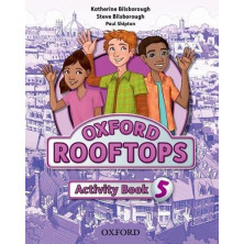 Oxford Rooftops 5 - Activity Book - Ed. Oxford