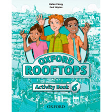Oxford Rooftops 6 - Activity Book - Ed. Oxford