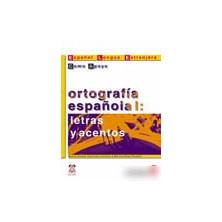 Ortografía española I: Letras y acentos - Ed. Anaya