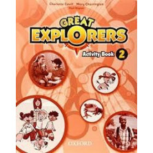 Great Explorers 2 - Activity Book + Songs CD - Ed. Oxford