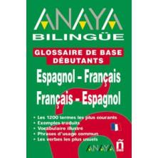 Anaya bilingüe español- francés / francés-español - Ed. Anaya
