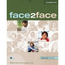 Face2face 2nd ED ADVANCED - Workbook without key - Cambridge