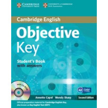 Objective KEY without answers + CD - Student's Book - Cambridge