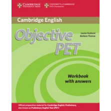 Objective PET without answers - Workbook - Cambridge
