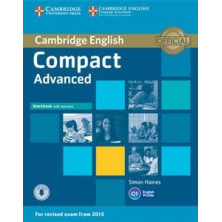 Compact ADVANCED with answers - Workbook + CD - Cambridge