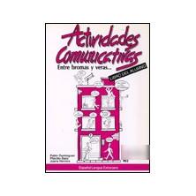 Actividades comunicativas: Libro del alumno - Ed. Edelsa