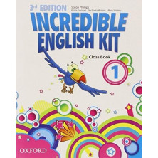Incredible English Kit 1 - Class Book - Ed. Oxford