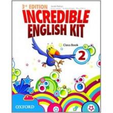 Incredible English Kit 2 - Class Book - Ed. Oxford