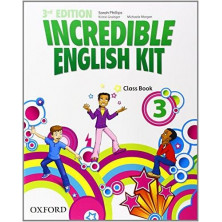 Incredible English Kit 3 - Class Book - Ed. Oxford