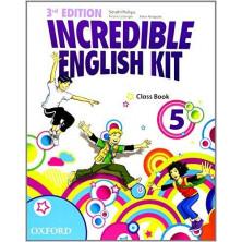 Incredible English Kit 5 - Class Book - Ed. Oxford
